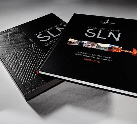 Livre 30 ans de la SLN