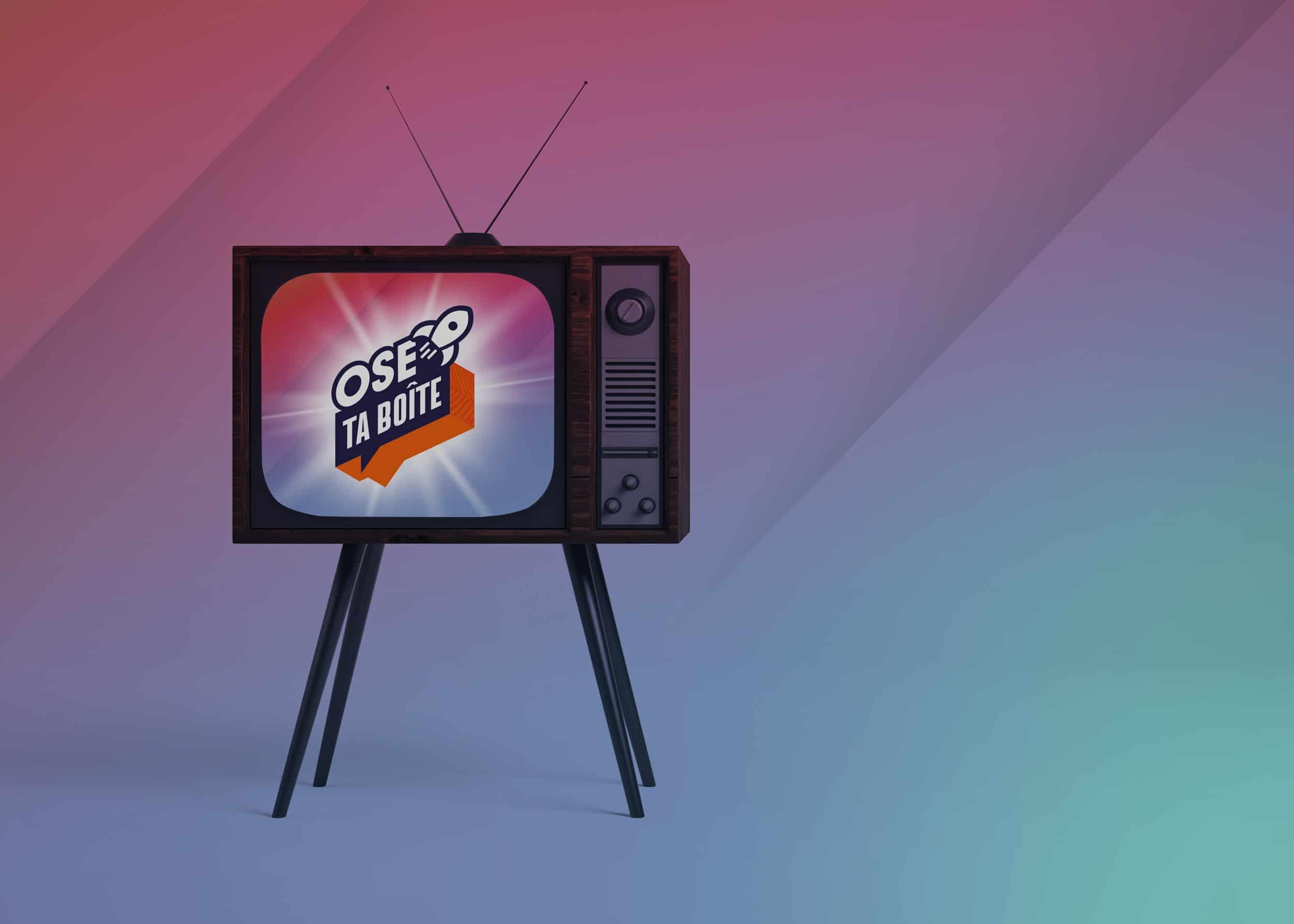 Générique TV<br>Jeu «Ose ta boîte»
