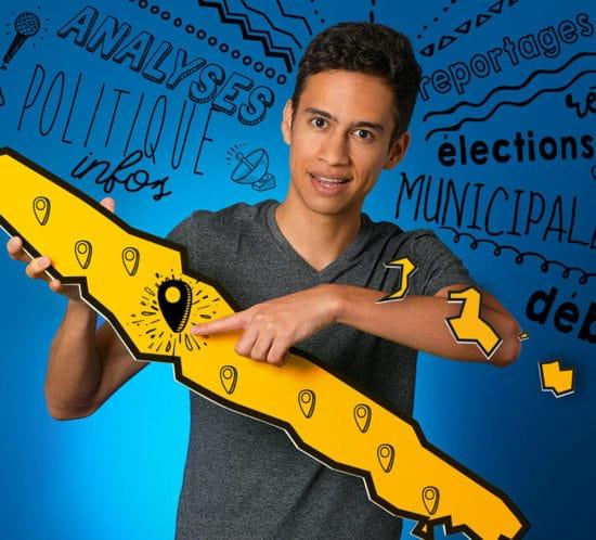 NC La 1ere elections