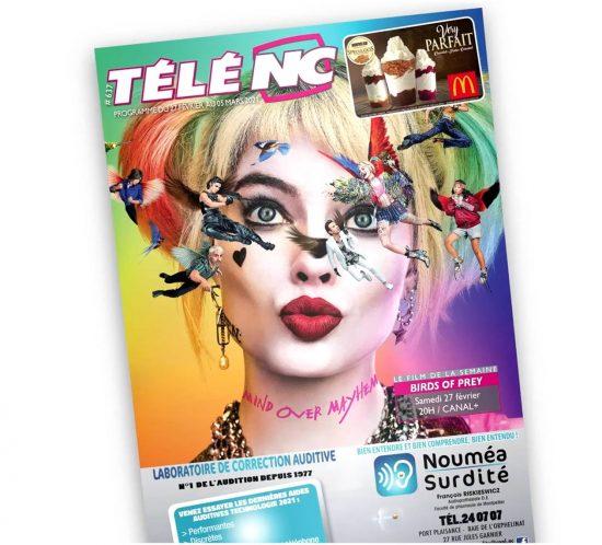 Cover Télé NC
